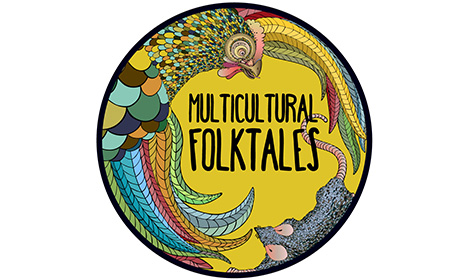 Logo for Multicultural Folktales program