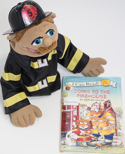 [Fireman Puppet]