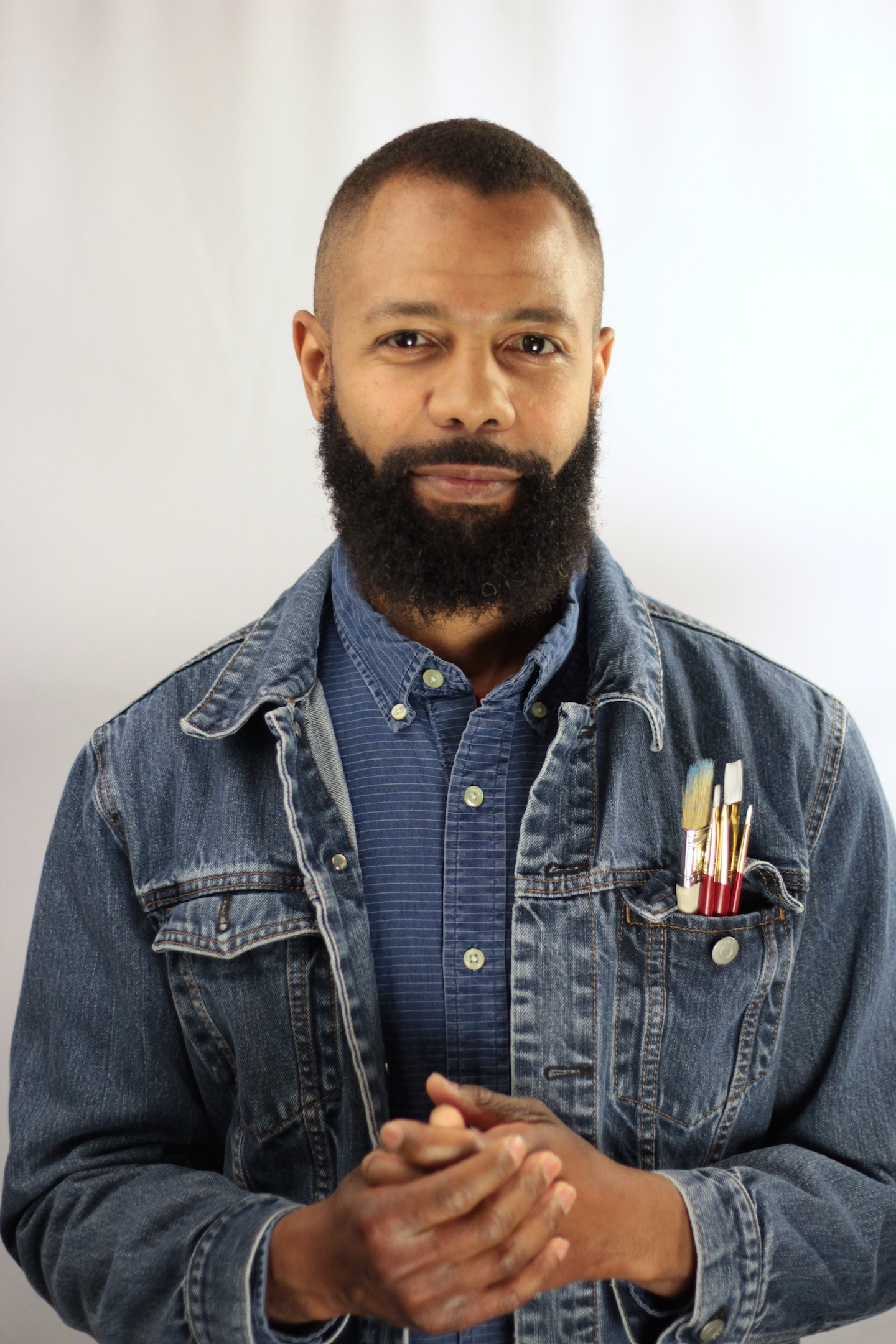 Picture of author Javaka Steptoe